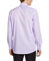 rosa Langarmhemd von Cardin