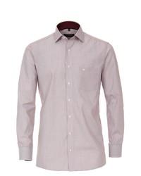 rosa Langarmhemd von Casamoda