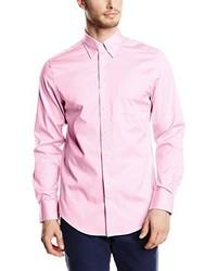 rosa Langarmhemd von Gant