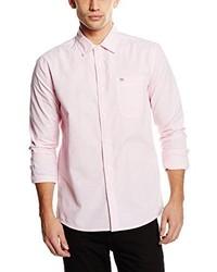 rosa Langarmhemd von Petrol Industries