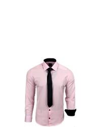 rosa Langarmhemd von RUSTY NEAL