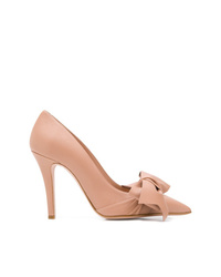 rosa Leder Pumps von RED Valentino
