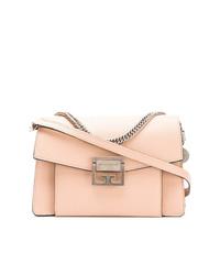 rosa Leder Umhängetasche von Givenchy
