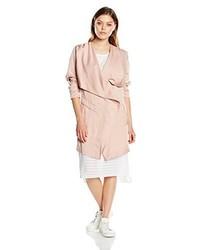 rosa Mantel von BOSS ORANGE