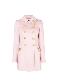 rosa Mantel von Dolce & Gabbana