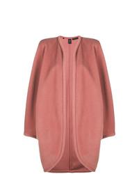 rosa Mantel von Emanuel Ungaro Vintage
