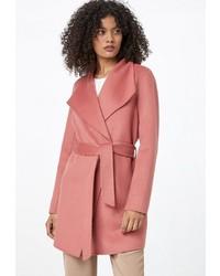 rosa Mantel von Hallhuber