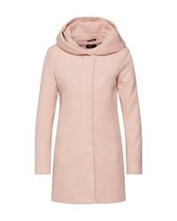 rosa Mantel von Only
