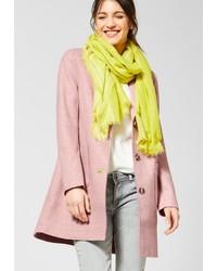 rosa Mantel von STREET ONE