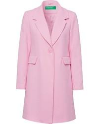 rosa Mantel von United Colors of Benetton