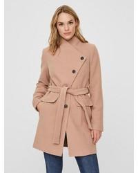 rosa Mantel von Vero Moda