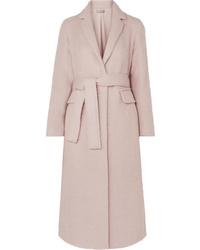 rosa Mantel von Vince