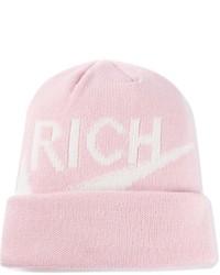 rosa Mütze von Joyrich