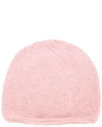rosa Mütze von Lala Berlin