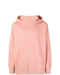 rosa Pullover mit einem Kapuze von VISVIM