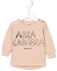 rosa Pullover von Bobo Choses