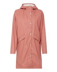 rosa Regenjacke von Ichi