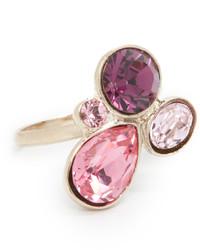rosa Ring von Oscar de la Renta