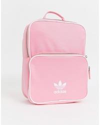 rosa Rucksack von adidas