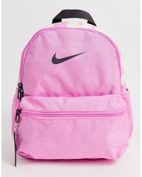 rosa Rucksack von Nike