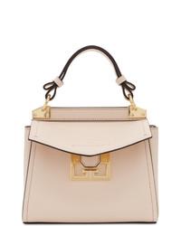 rosa Satchel-Tasche aus Leder von Givenchy