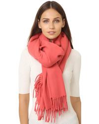 rosa Schal von A.P.C.