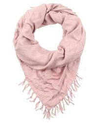 rosa Schal von Becksöndergaard