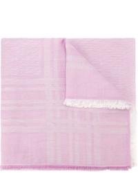 rosa Schal von Fendi