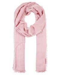 rosa Schal von Hugo Boss