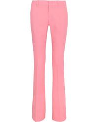 rosa Schlaghose von Gucci