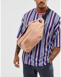 rosa Segeltuch Bauchtasche von Nike