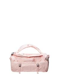 rosa Segeltuch Reisetasche von The North Face