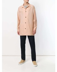 rosa Shirtjacke von Stephan Schneider