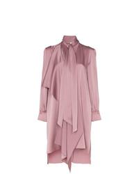 rosa Shirtkleid von Fendi