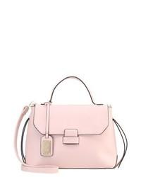 Rosa Shopper Tasche aus Leder von Buffalo