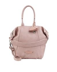 rosa Shopper Tasche aus Leder von Fritzi aus Preußen