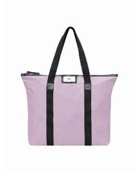 rosa Shopper Tasche aus Segeltuch von DAY Birger et Mikkelsen