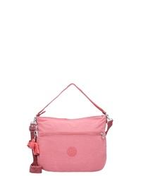 rosa Shopper Tasche aus Segeltuch von Kipling