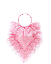 rosa Shopper Tasche aus Segeltuch von The Vampire's Wife