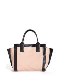 rosa Shopper Tasche