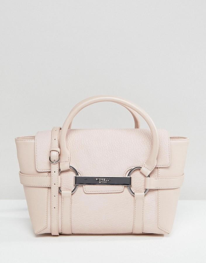 f472146d4481a ... rosa Shopper Tasche von Fiorelli ...