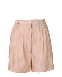 rosa Shorts von Forte Forte