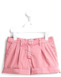 rosa Shorts von Il Gufo