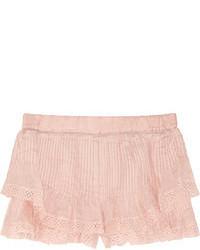 rosa Shorts von Isabel Marant