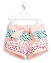 rosa Shorts von No Added Sugar