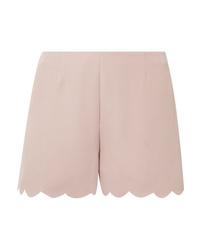 rosa Shorts von Valentino