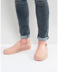 rosa Slip-On Sneakers von Asos