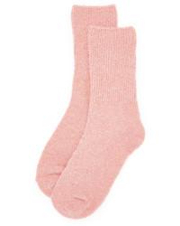 rosa Socken von Free People