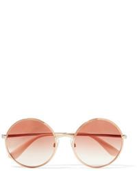 rosa Sonnenbrille von Dolce & Gabbana