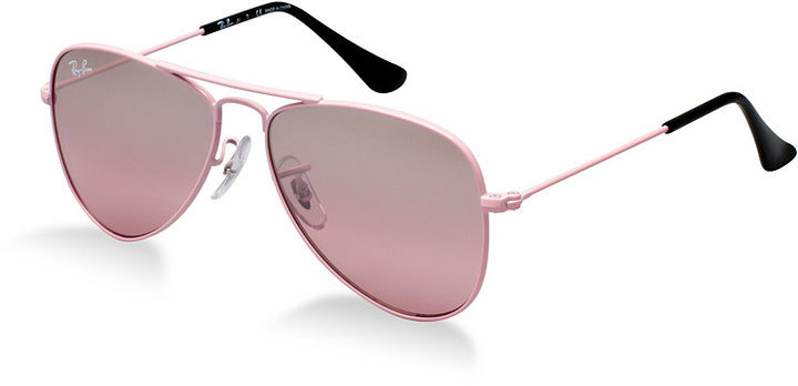 ray ban junior sonnenbrille aviator